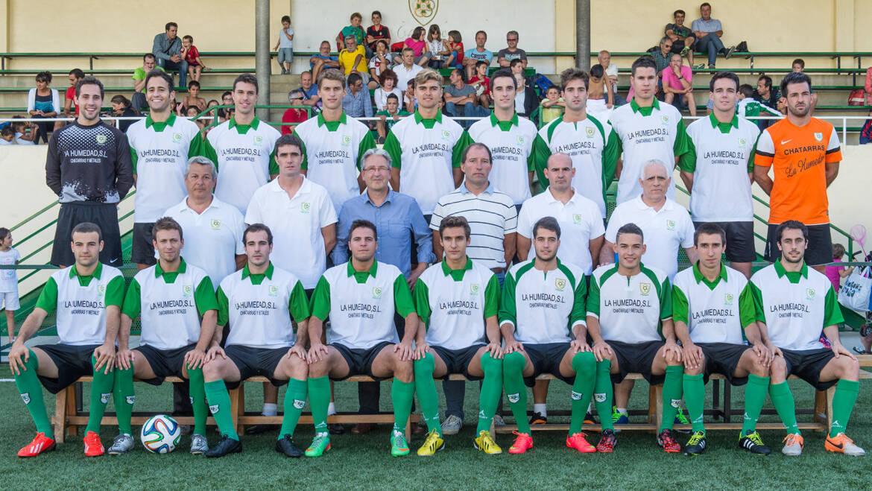 Programación partidos fútbol Oberena 21 y 22 de Mayo