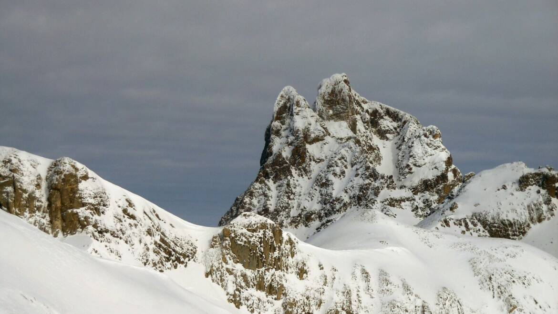 La montaña sigue viva