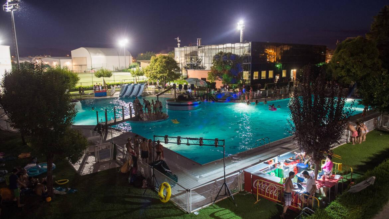 Pool party, viernes 3 de agosto