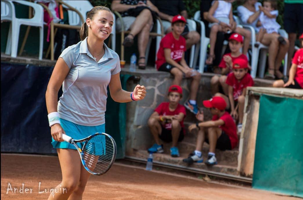 Marta Sexmilo campeona Navarra 2016
