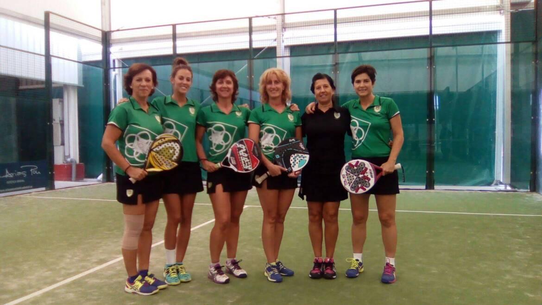 Copa Reyno Fase II Oberena A Femenino