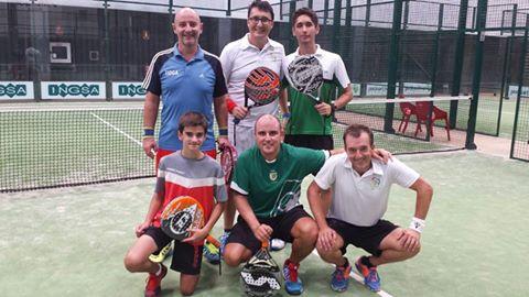 Copa Reyno Fase II Oberena C Masculino