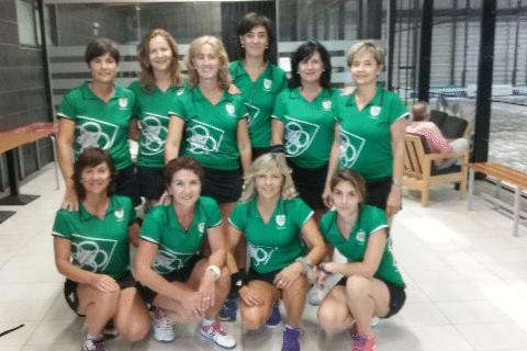 Campeonato navarro por equipos veteranas