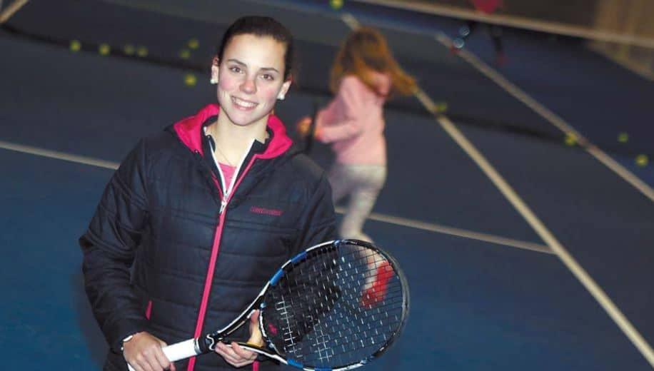 Marta Sexmilo – Entrenadora de Tenis – Oberena