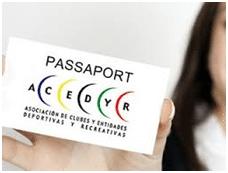 Pasaporte ACEDYR