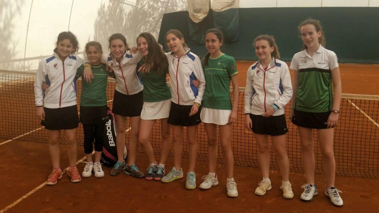 TENIS – Equipos Femeninos Oberena