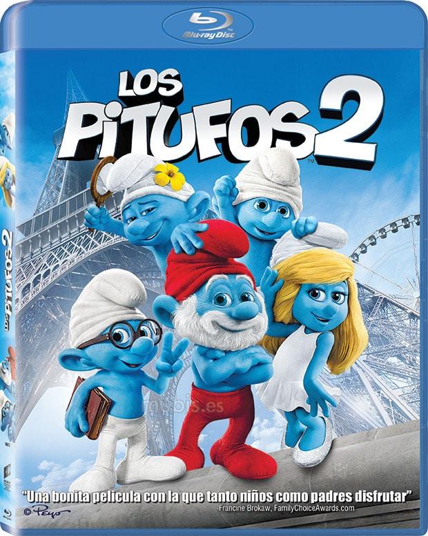 """Cine, """"Los pitufos 2"""""""