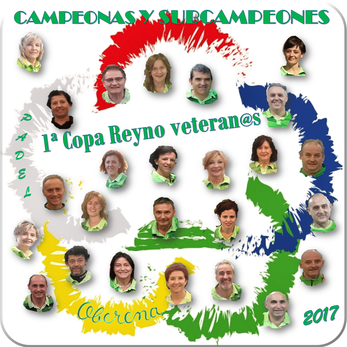 Copa Reyno Padel veteran@s
