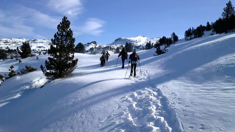 Montaña: 3 Febrero – Raquetas Gabardito-La Cuta