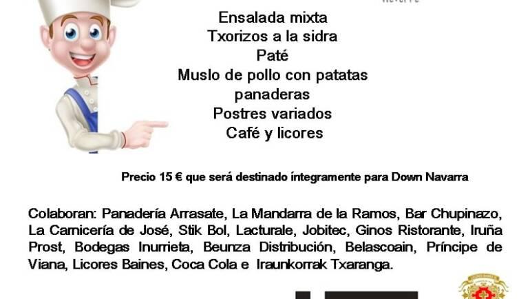 """5 de Mayo, día de la Peña. Galardon """"Mandarra Solidaria 2018"""""""