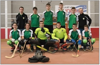 Hockey sobre Patines