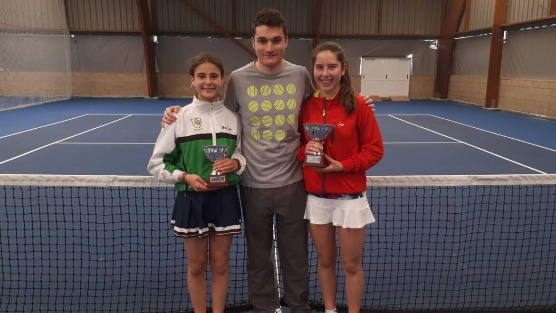 TENIS – Martina Fassio Campeona Navarra Junior