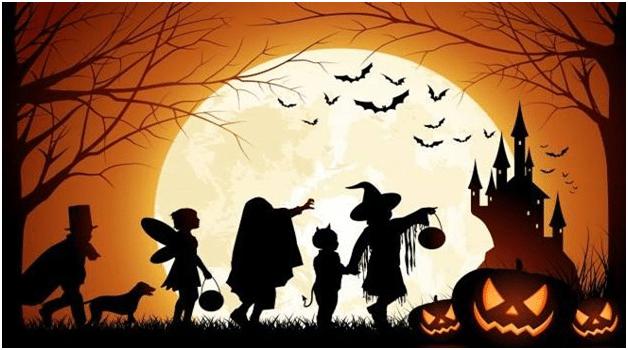 Oberena fiesta infantil de halloween - Fiesta halloween infantil ...