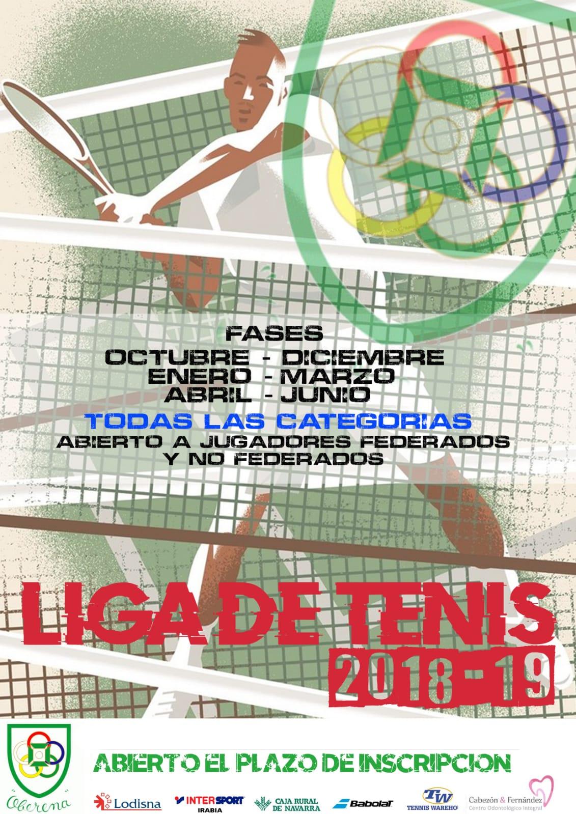 Liga Social Tenis 2018/19