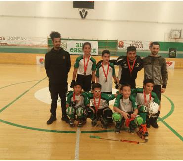 XV Torneo de Benjamines de Hockey Patines