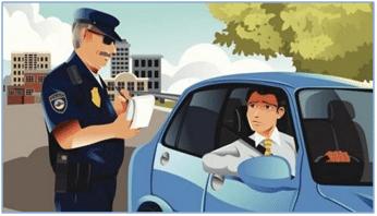 Aviso de la Policía Municipal