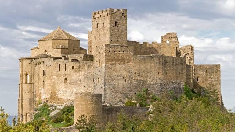 SUSPENDIDA – 15 Marzo: Castillo Loarre-Virgen de la Peña