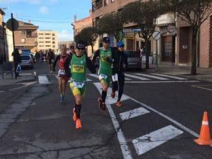 Javi Christian Du Santo domingo run