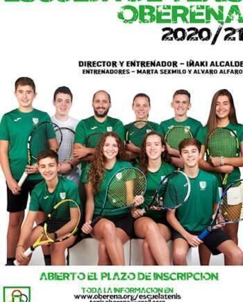 ESCUELA DE TENIS 2020-21